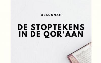 De stoptekens in de Qur'aan